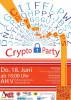 Flyer zur Cryptoparty