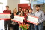 Glückliche Gewinner (CC-BY-SA-3.0 unserAC.de)