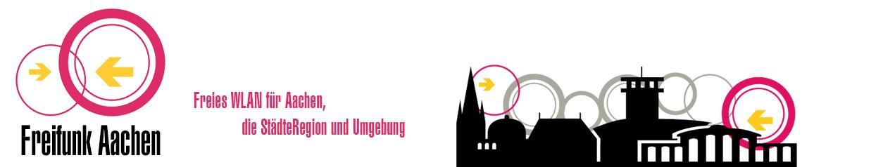 Freifunk für Aachen, die StädteRegion und Umgebung